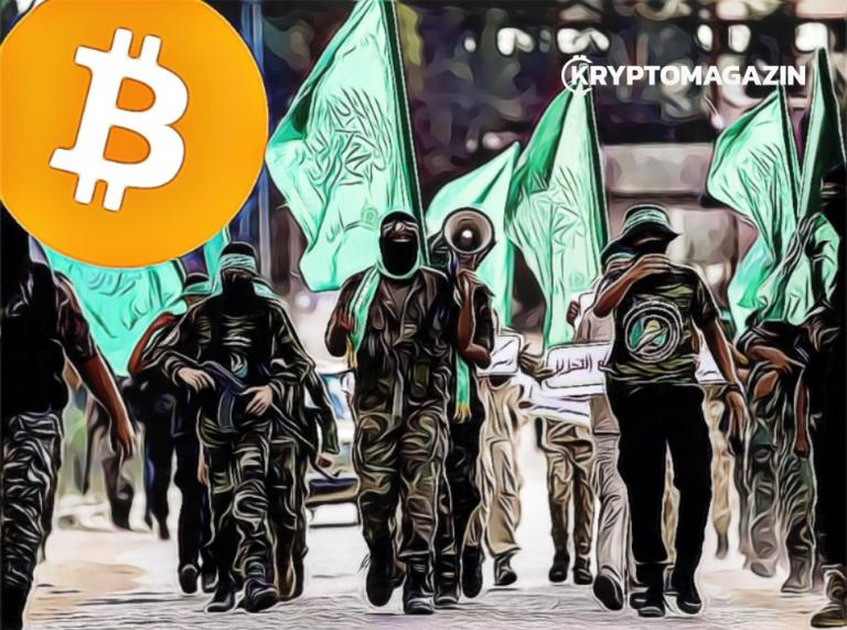 Hnutí islámského odporu Hamás zkouší financovat své aktivity i pomocí Bitcoinu