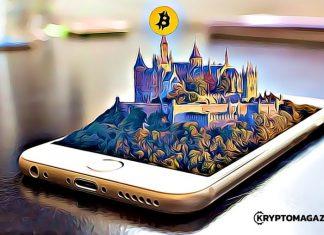 google ios klavesnica bitcoin