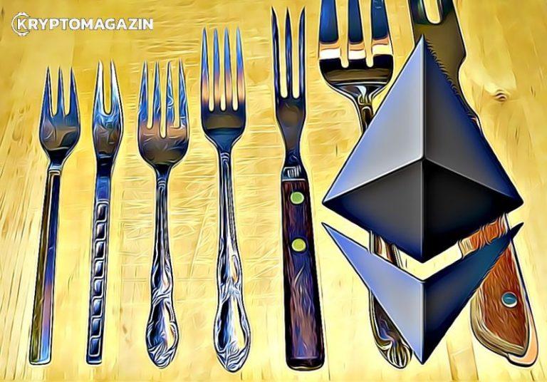 Není fork jako fork – kde jsou ty nové Constantinople Ethery?