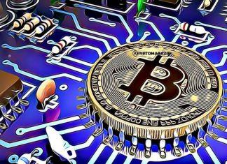 bitcoin síť transakce