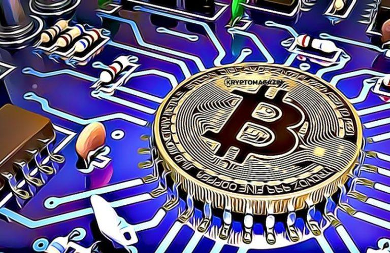 Využití sítě Bitcoinu se blíží k All-Time High