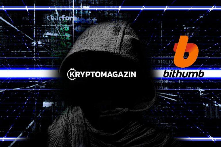 Bithumb zastavil vklady i výběry – jde nejspíše o hack!