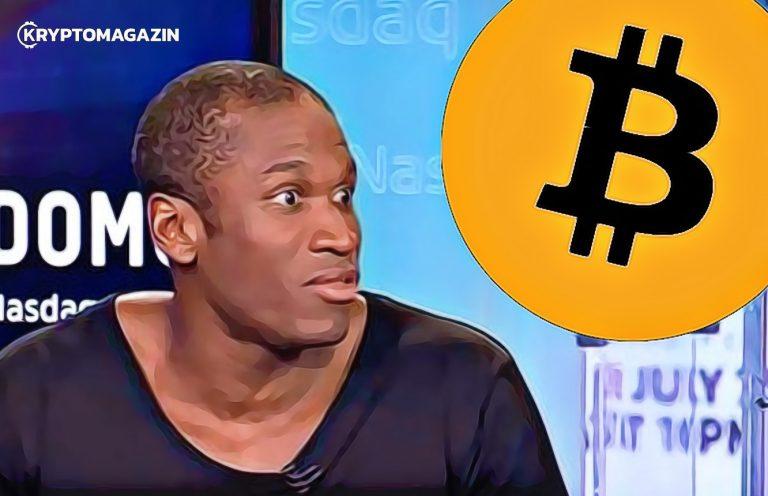 Šéf BitMEX-u Arthur Hayes předpovídá cenu Bitcoinu v roce 2019 na 10 000 $
