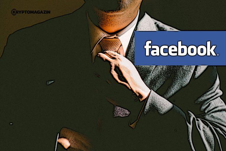 Facebook nabírá blockchainové specialisty do svého startupu!