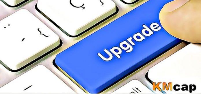 Změny na stránce KMcap – Sledujte nejziskovější a nejztrátovější kryptoměny