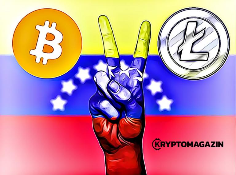 Venezuelská vláda jako první na světě uznala Bitcoin a Litecoin!