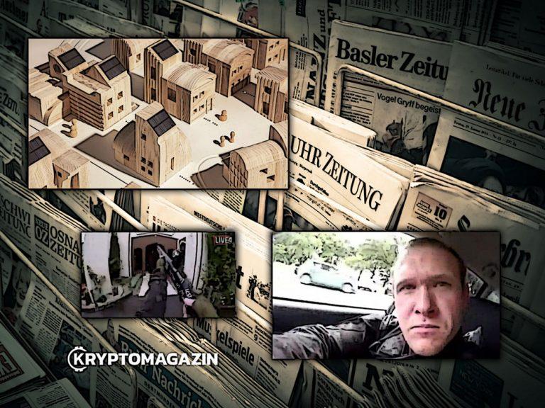[ZPRÁVY] Dr. Doom nakupuje Bitcoin •  Střelec z mešity ironicky tvrdí, že se učil zabíjet ve hře, investoval také do Bitconnectu