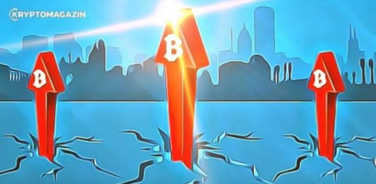 Bitcoin-Price-Rises