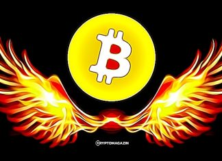 Phoenix Bitcoin růst moon