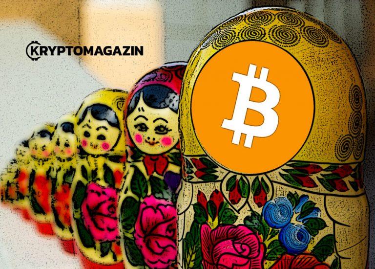 Bitcoin je osmou největší světovou měnou – přeskočil i Rusko!