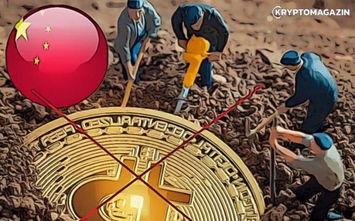 bitcoin cina mining ban