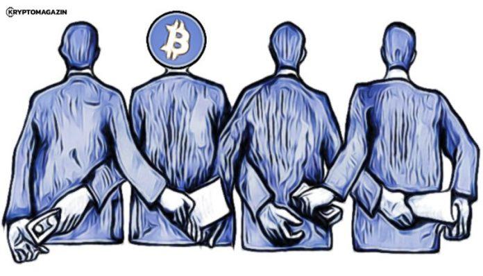 Bitcoin na titulcích ruských médií! – Tajná služba vyžadovala úplatek v BTC