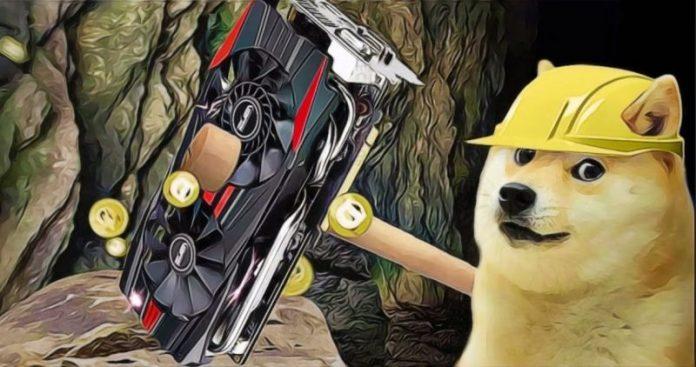 dogecoin, mining 2013