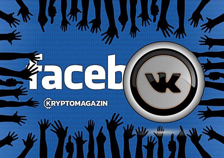 Facebook Coin má vážnou konkurenci z Ruska – VKCoin se těší obrovskému úspěchu