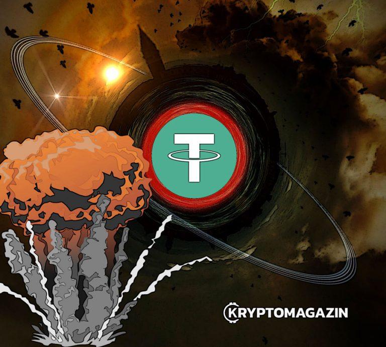 Tetheru chybí 850 milionů dolarů a v oběhu je rekordní množství USDT – Čekají nás problémy?
