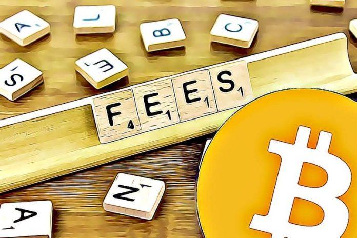 Transakční poplatky jsou až 10x nižší než v prosinci 2017