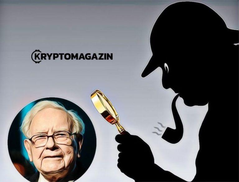 [Seriál] Po stopách kritiků kryptoměn – Warren Buffett – část 2.