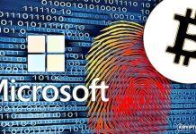 microsoft identification bitcoin