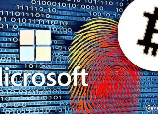 microsoft identification bitcoin
