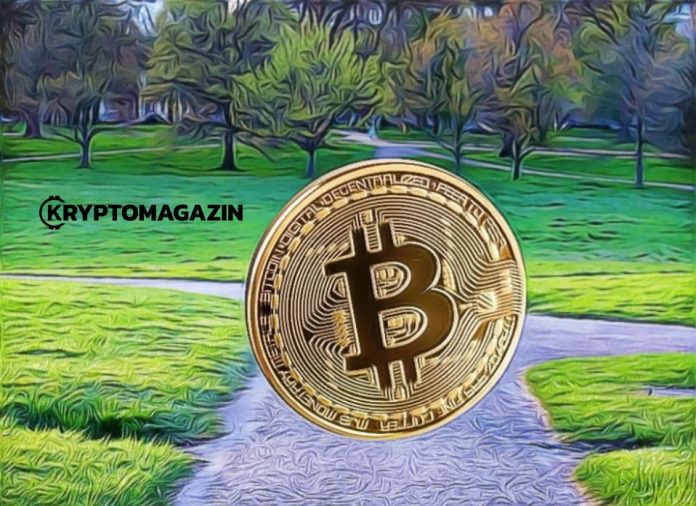 Bitcoin na rozcesti