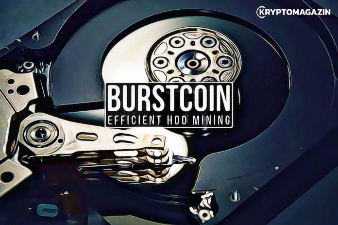 Kryptoměna Burst – výhody, těžba a aktuality