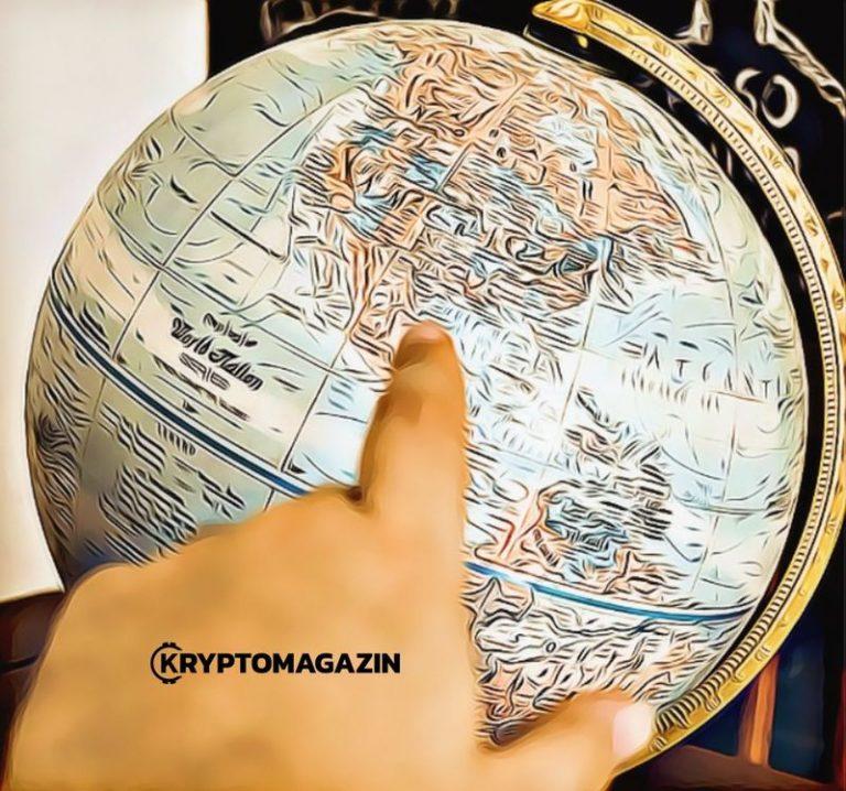 Coinbase nabízí své služby již ve více než polovině států na Zemi