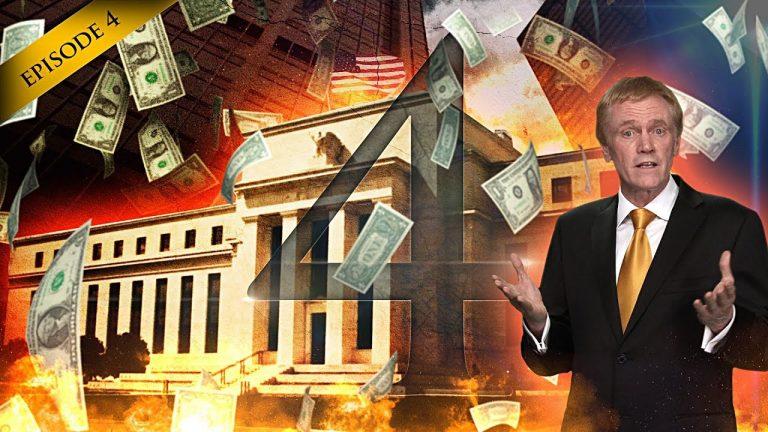 FED – Největší podvod v historii – Soukromá firma, která má výhradní právo tisknout dolary