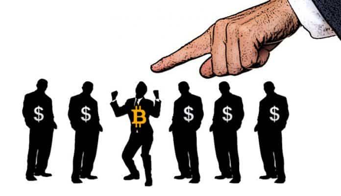 plat v bitcoinu