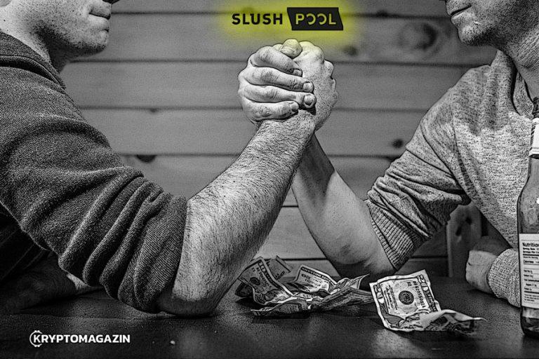 Roger Ver a Tone Vays se vsadili o 10 000 USD – Slush Pool to nejspíše rozhodl a způsobil poprask