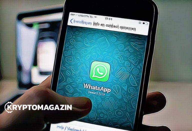 Nově pošlete BTC či LTC i přes WhatsApp – Je toto cesta k všeobecné adopci kryptoměn?