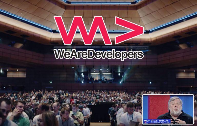 Vyrazili jsme do Berlína na světový kongres WeAreDevelopers – bude to síla!