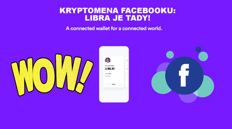 [UPDATE] WhitePaper i web FB kryptoměny Libra je venku