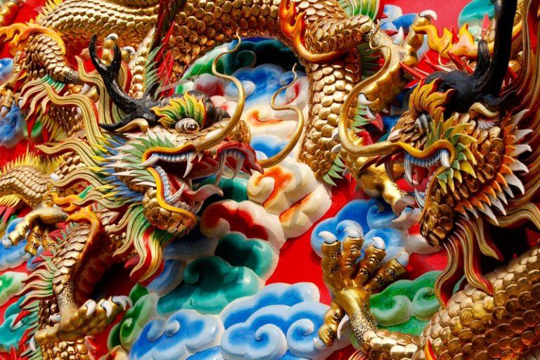 Čínské oslavy začínají, očekává se pokles objemů obchodování