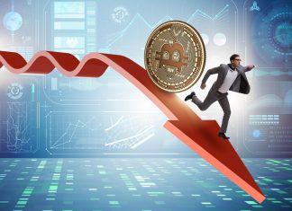 Bitcoin propad ceny