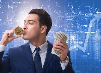 bitcoin btc roste