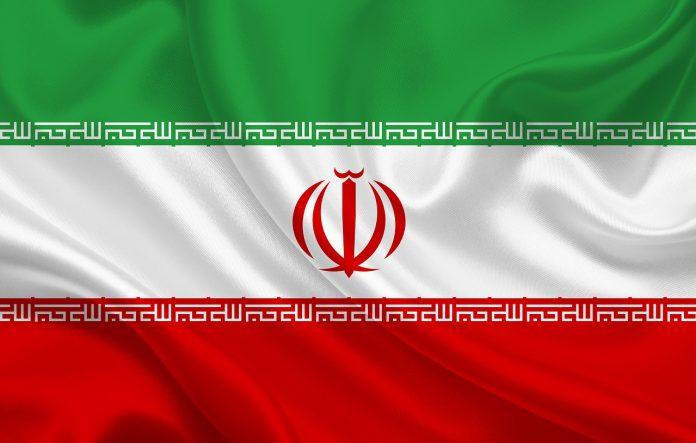 Iran, Írán, země, vlajka, těžba, kryptoměny prezident