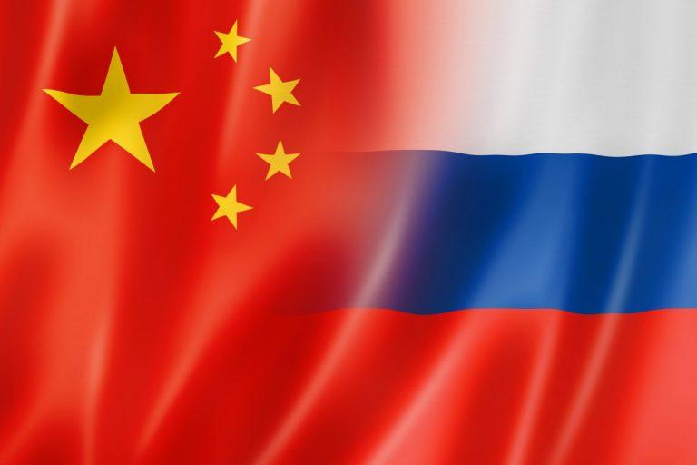 Do Ruska denně proudí čínské miliony. V Tetheru.