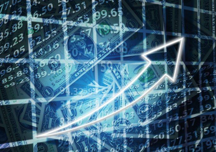 Bitcoin, růst, kryptoměna