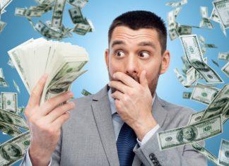 bohatství, bohatí, peníze, love, dolary, prachy