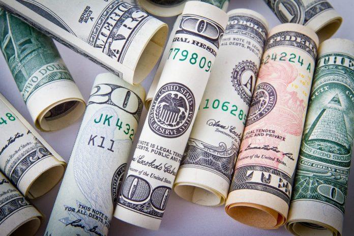 digitální, měny, tether, libra