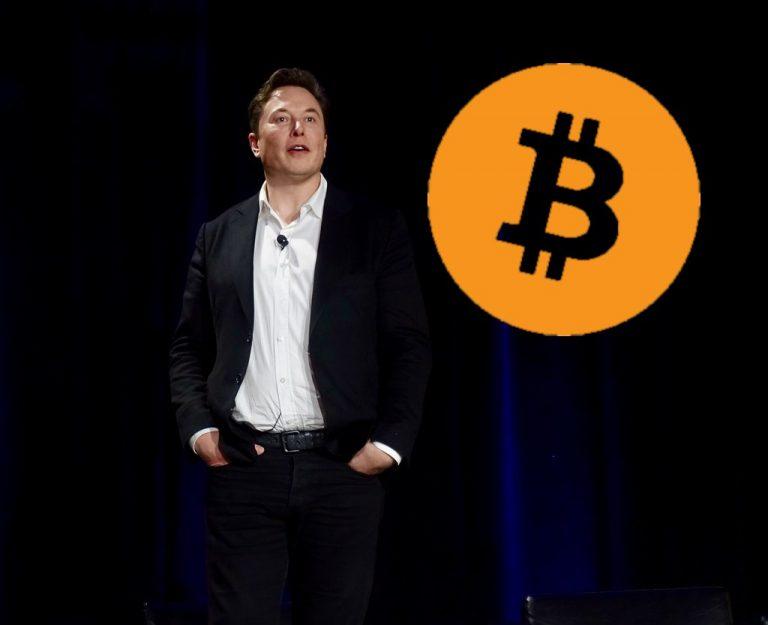 """Elon Musk považuje Bitcoin za ,,brilantní,"""" ale…"""