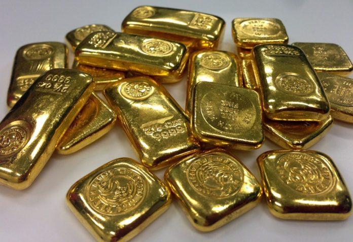zlato, zlata, investice, slitky, fraktální,