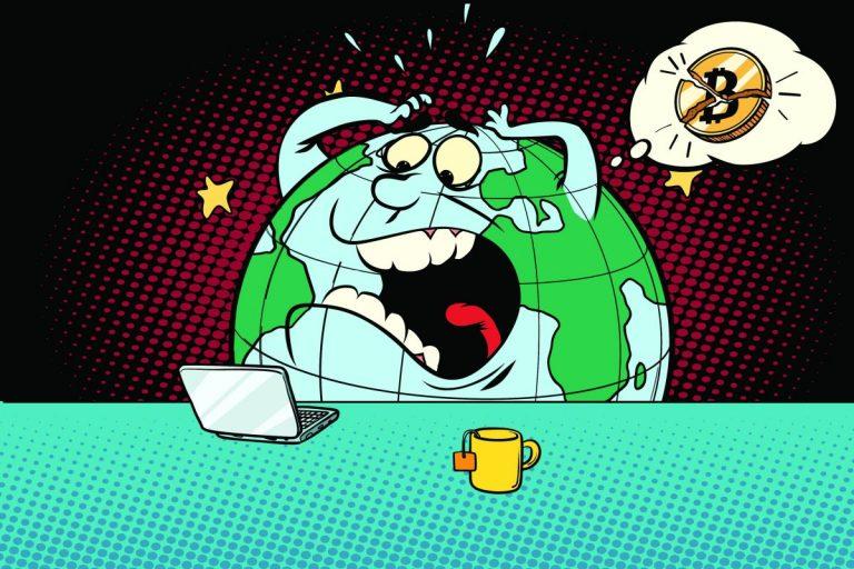 Analýza Alessia Rastaniho: Scénáře pro Bitcoin – Před návratem na ATH může klesnout na 4,5 tisíc $