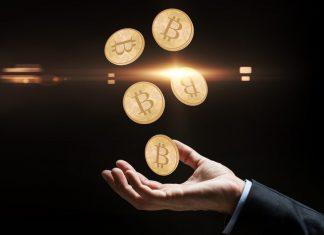 bitcoin distribuce