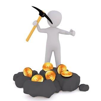Bitcoinoví těžaři vydělali 14 miliard USD