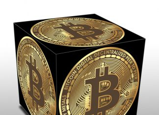 bitcoin kostka