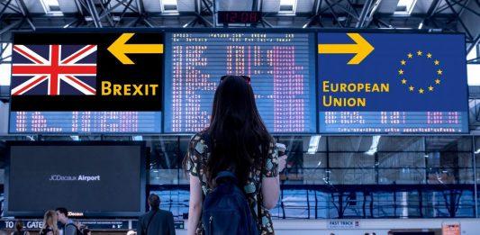 brexit, kryptoměna, dopad