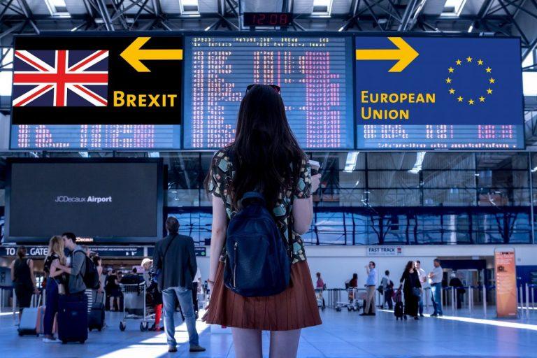 Velká Británie je na cestě k recesi ekonomiky