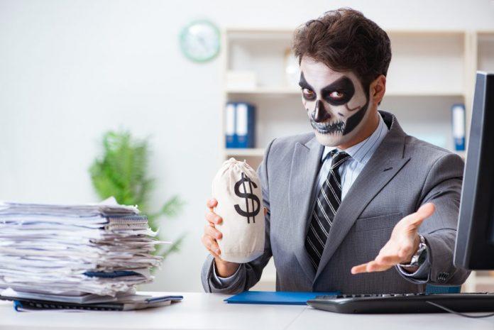 maska, fed, dolar, strach