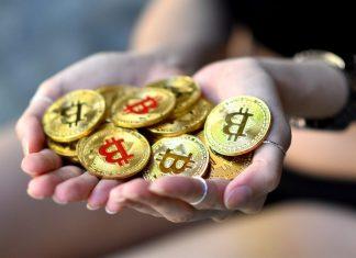 ruce, bitcoin